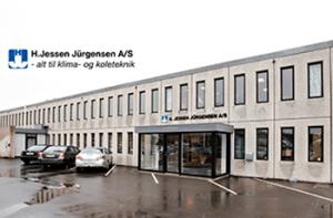 H. Jessen Jürgensen bygning