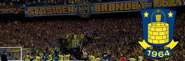Brøndbys spillere og fans