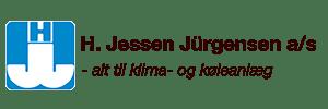 H. Jessen Jürgensen logo