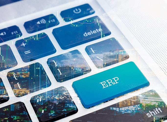 ERP tastatur