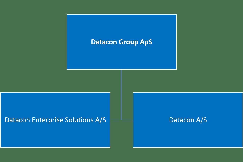 Datacon Group opbygning
