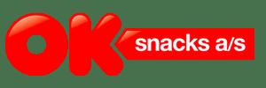 OK Snacks logo