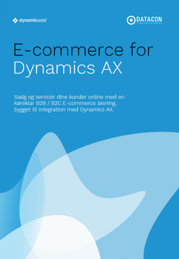 E-commerce for Microsoft Dynamics AX whitepaper