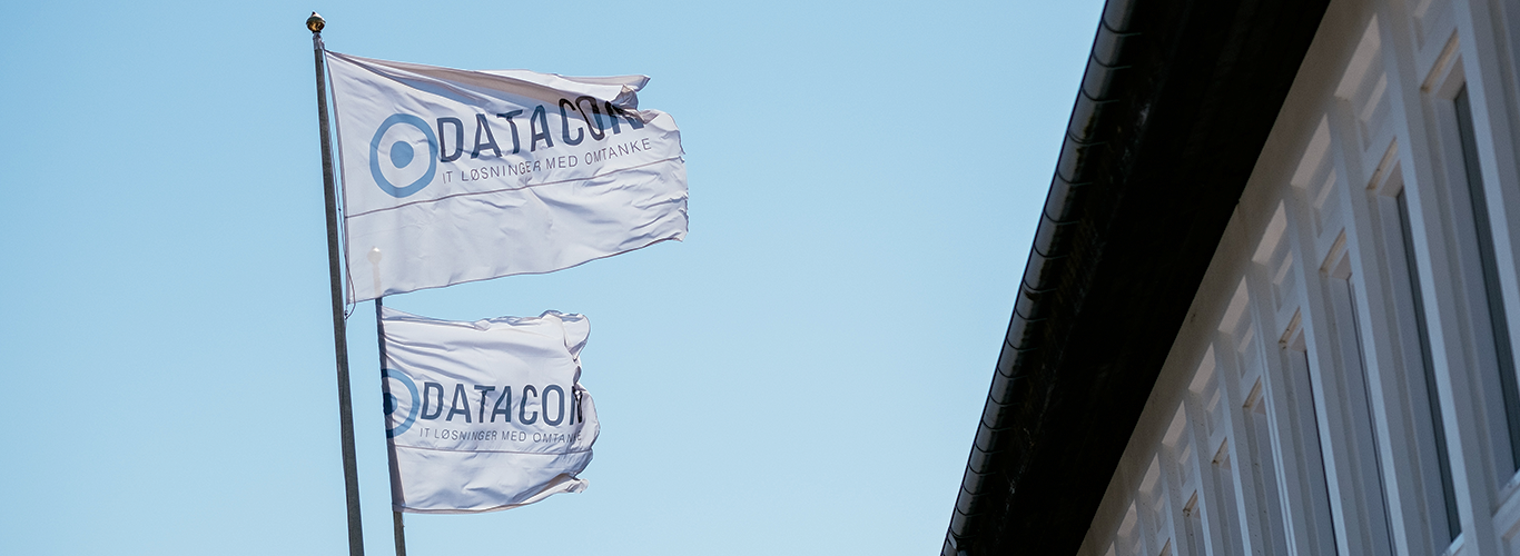 Datacon flag